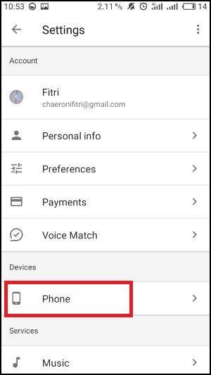 Cara Menghapus Asisten Google 3 A02cc