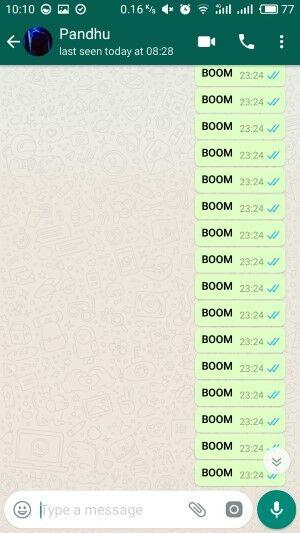 Jahili Whatsapp Teman Dengan Labalabi 5 33df7