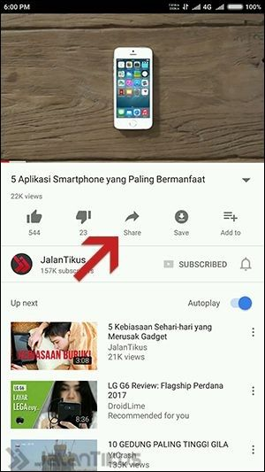 Cara Download Video YouTube di Android dengan Cepat 2018
