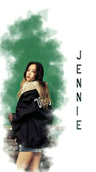 Wallpaper-Blackpink-jennie-7 (Custom)