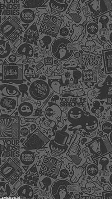 Download 530 Wallpaper Wa Black Keren Paling Keren
