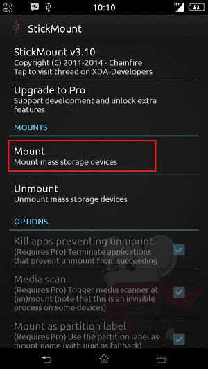 Cara Akses Data Usb Flashdisk Di Android 3