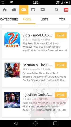 Snappea Download Game Aplikasi Wallpaper Dan Video YouTube Gratis 3