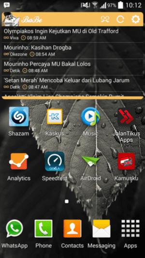 Membuat Aplikasi Android5