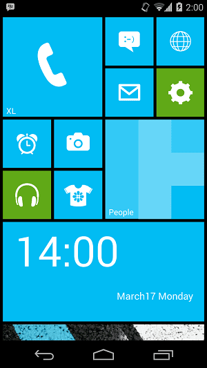 Seperti Windows Phone 8 3