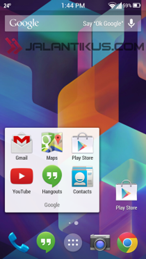 Android Kitkat Launcher 4