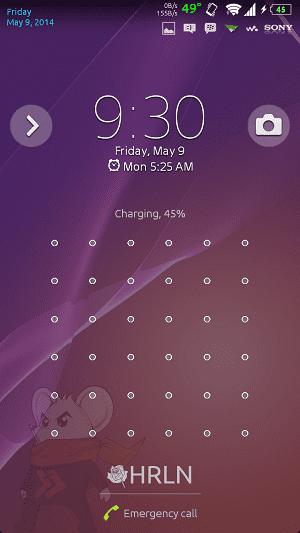 Lockscreen 5