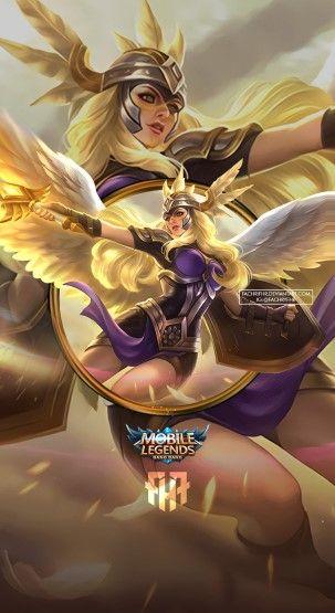 Wallpaper Mobile Legends 39 Cf3de