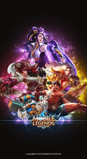 Wallpaper Mobile Legends Terbaru Paling Lengkap