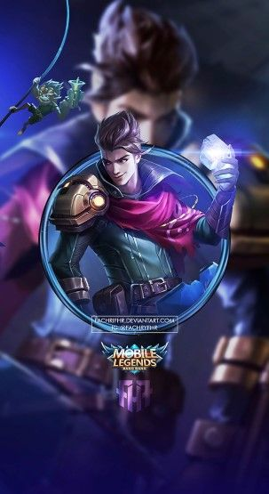Wallpaper HD Mobile Legends Claude Partners in Crime