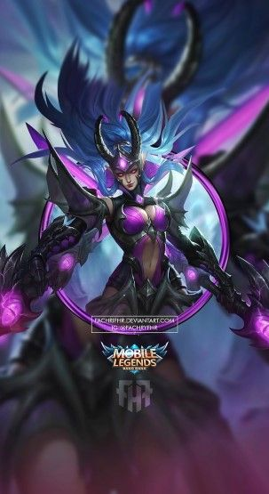 Wallpaper Mobile Legends 36 F576a