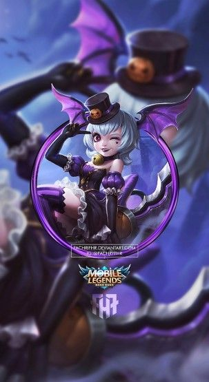 Wallpaper Mobile Legends 40 F03f0