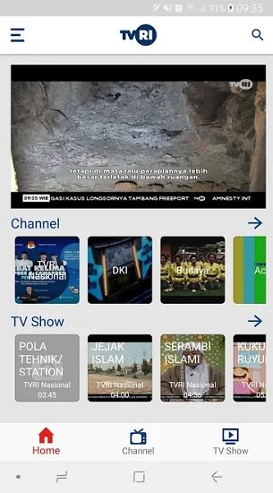 Aplikasi Tv Streaming Android 7 39126