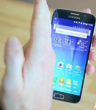 Cara Screenshot Layar Di Samsung Galaxy S6 2