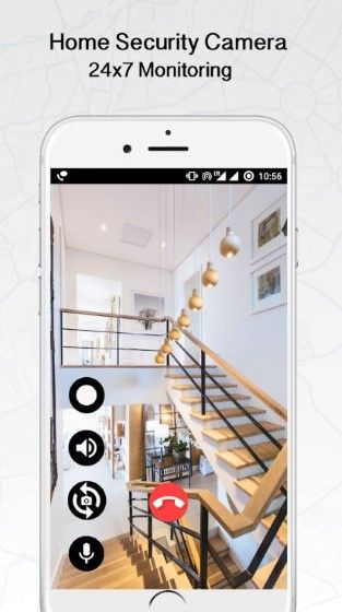 Aplikasi CCTV Android 10