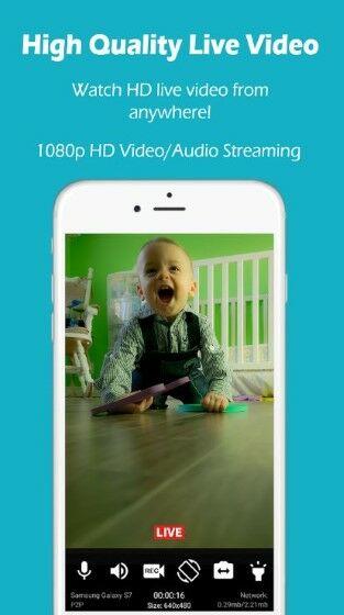 Aplikasi CCTV Android 6
