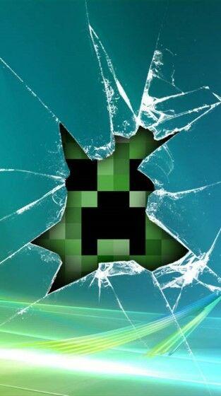 Broken Screen Custom 738b9