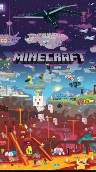 Minecraft Land Custom F3cea