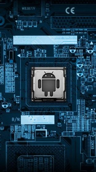 Wallpaper Mesin Hp Android Custom Ad646