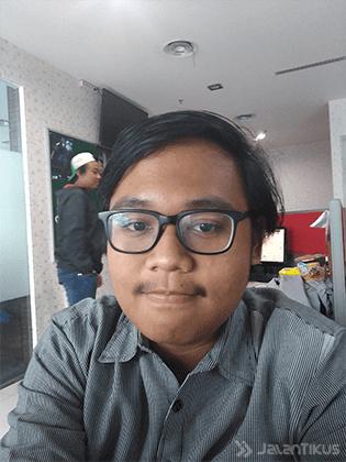 Tes Selfie 1 Asus Zenfone 4 Selfie Lite