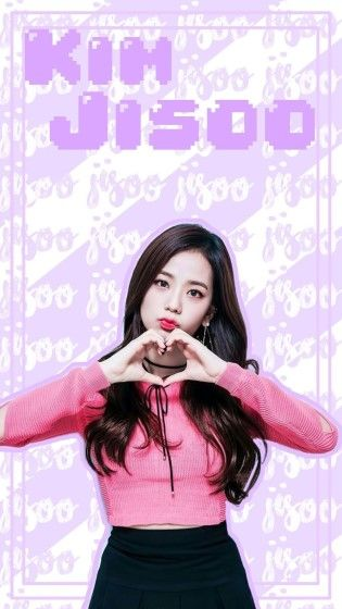 Wallpaper Blackpink Jisoo 4 Custom D4b38