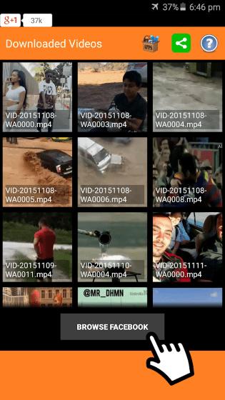 Aplikasi Download Video Facebook 5 21577