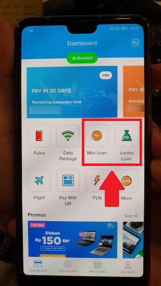 Cara Pinjam Uang Di Kredivo 1 1f9f9