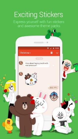 Aplikasi Chatting Alternatif Line 4b530