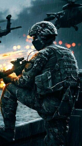 Battlefield Custom 27766