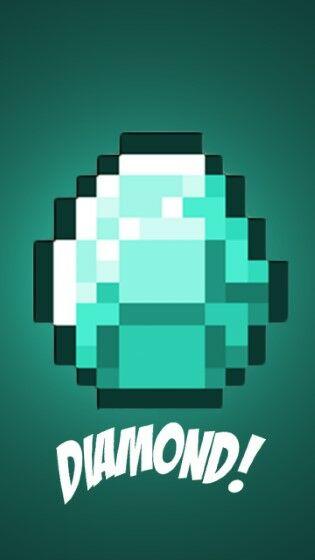 Minecraft Diamond Custom 21dae