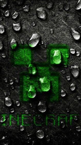 Minecraft Water Drops Custom C693b