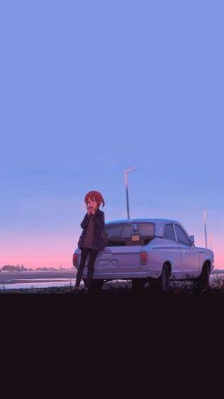 Wallpaper Keren Anime Custom 7b825