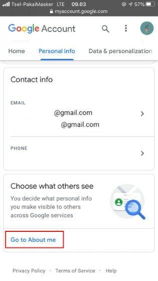Cara Menghapus Foto Profil Di Iphone Browser Ab26e