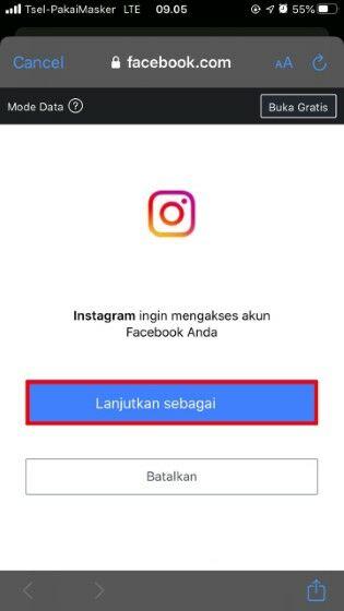 Cara Menghubungkan Akun Instagram Ke Fb 0f762
