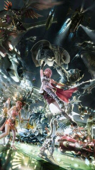 Wallpaper Final Fantasy Phone31 5272a