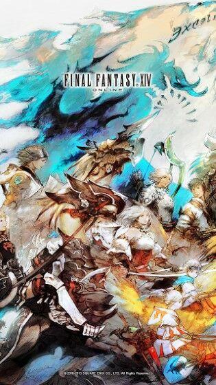 Wallpaper Final Fantasy Phone41 A5d27