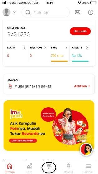 Cara Paket Sms Indosat 5000 2097d
