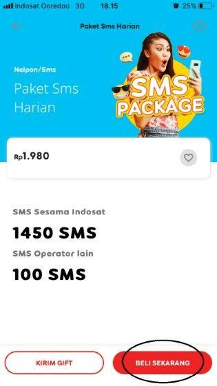 Paket Sms Indosat Terbaru 2020 84aa9