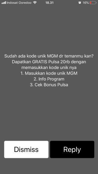 Kode Unik Mgm Indosat Agustus 2020 Bc398