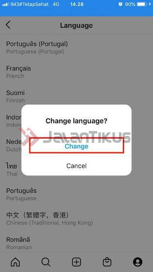Cara Mengubah Bahasa Inggris Ke Indonesia Di Telegram 0ac61