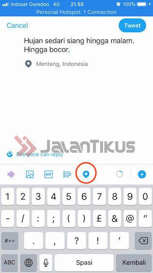 Cara Share Lokasi Di Maps Ke Whatsapp B2b15