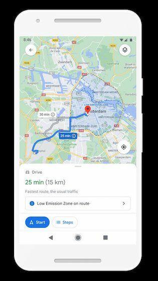 Fitur Google Maps 26360