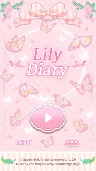 Lily Diary MOD C2876