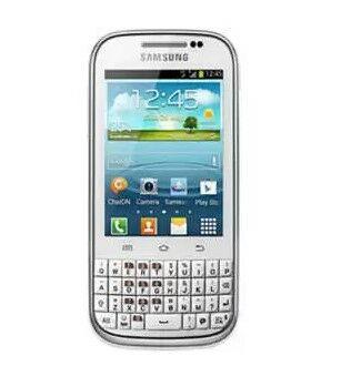 HP Samsung Jadul Galaxy Chat 8d04b