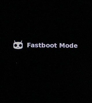 Bootloader/Fastboot Mode