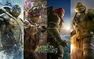 Film Remake Teenage Mutant Ninja Turtles 2014 C1b9c