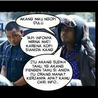 Meme Jessica Wongso Kopi Sianida 8