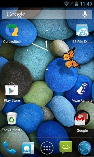Cara Mudah Ganti Wallpaper Dengan Menggoyangkan Perangkat Android 1