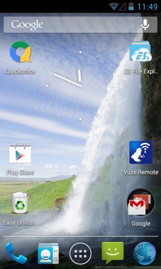 Cara Mudah Ganti Wallpaper Dengan Menggoyangkan Perangkat Android 2