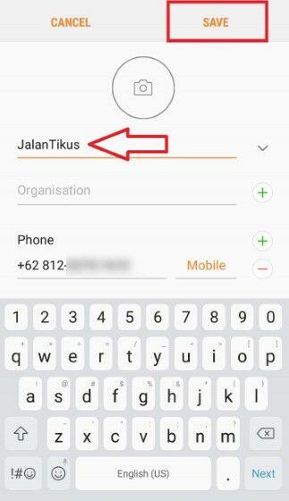 Cara Menampilkan Nama Di Whatsapp 5fb7c